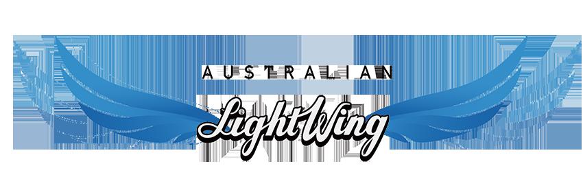 Australian LightWing Logo
