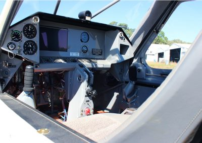 Australian LightWing SP2000 Light Sport Aircraft Cockpit
