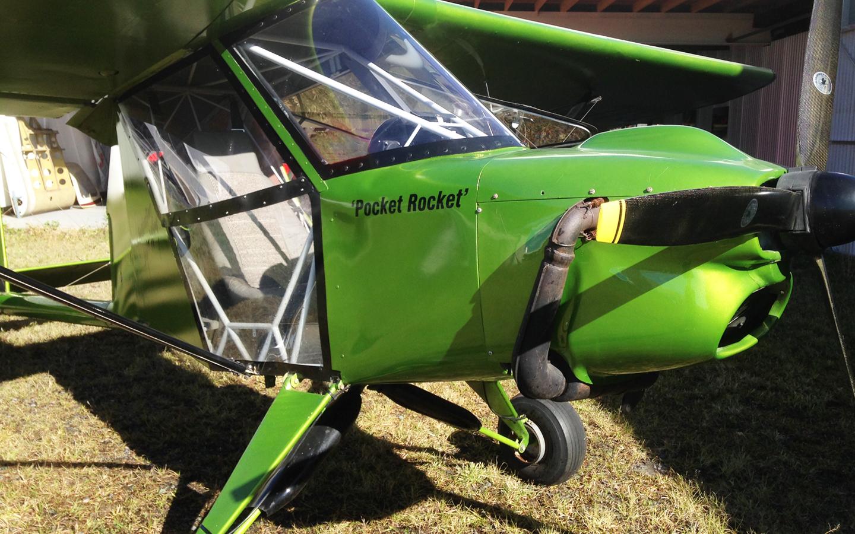 Pocket Rocket Single Seat Ultralight - Market Place