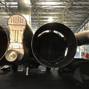 F1-11 Jet Engine