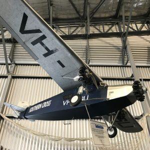 Southern Cross Aircraft Model