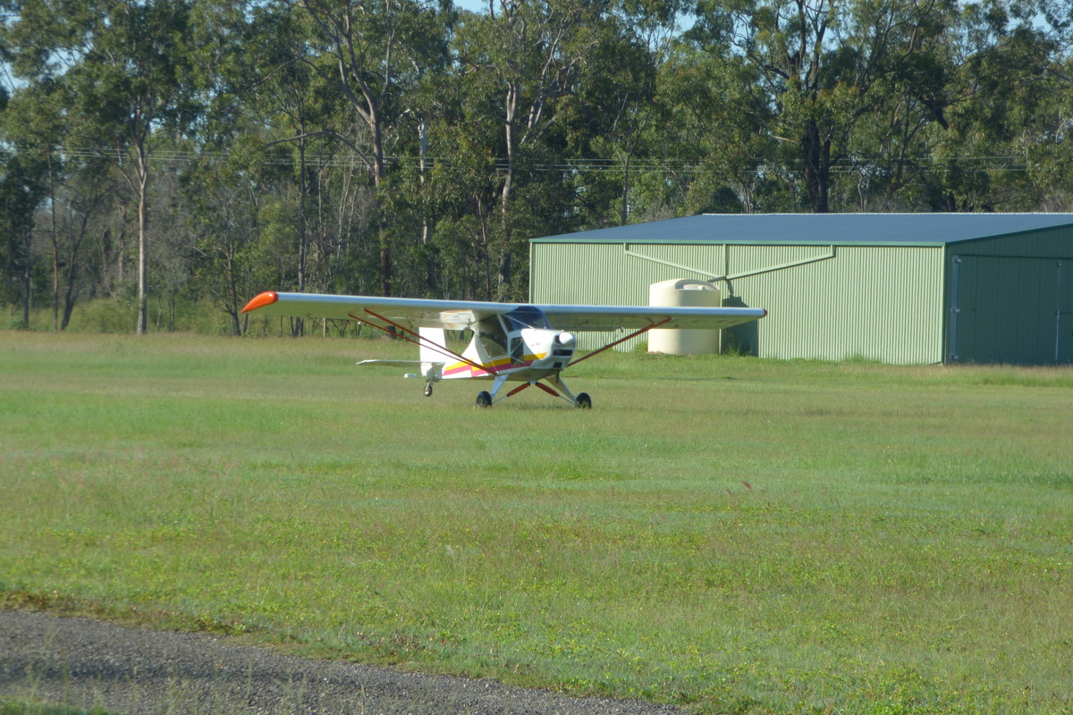 GR 912 Lightwing Hughes Engineering