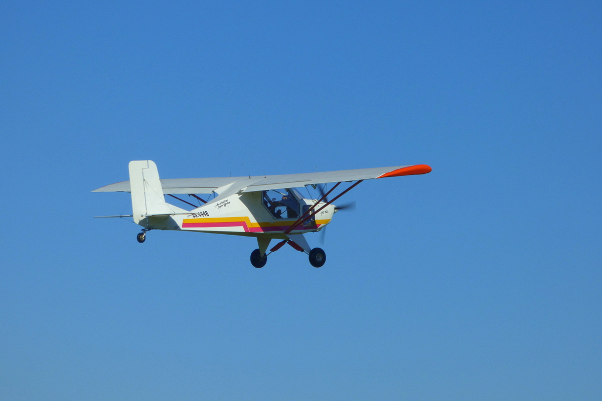 GR 912 repairs and refurbishment service for the ligthwing aircraft