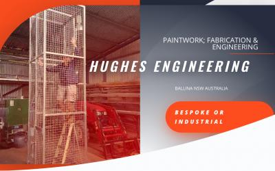 Hughes Engineering & Australian LightWing