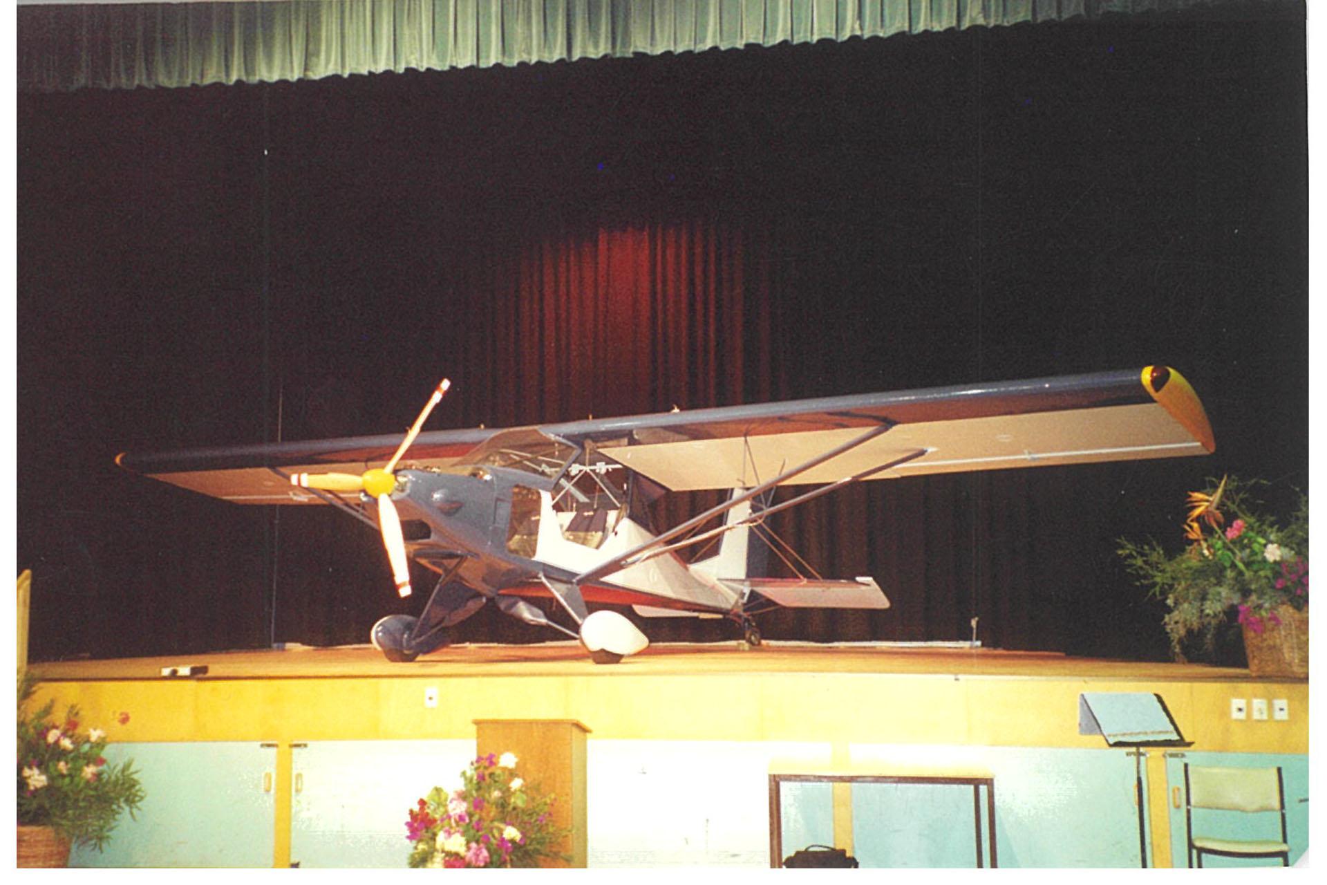 Lightwing hughes aircraft
